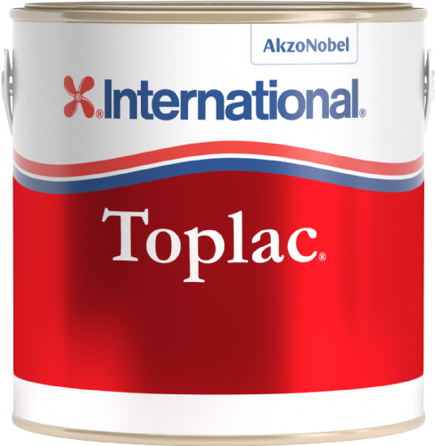 Toplac One Part Polyurethene Gloss Paint